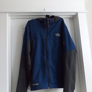 North Face Windstopper Soft Shell Summit Series